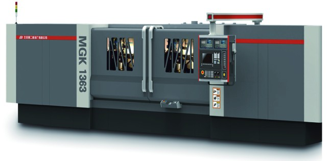 MGK1363/MGK1463 High Precision CNC (Universal) Cylindrical Grinding Machine