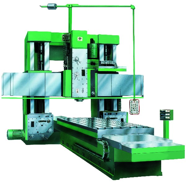Small-sized Portal Milling Machine (Milling and Moring Machine) Series